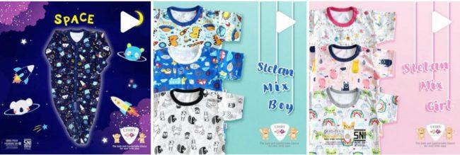 baju bayi Libby