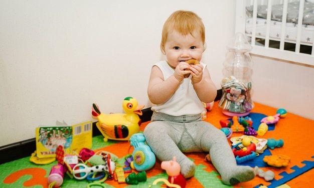 Jangan Abai! Sudahkah Menjaga Kebersihan Mainan Anak?