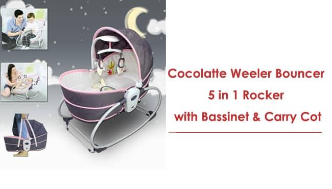 bouncer weeler cocolatte