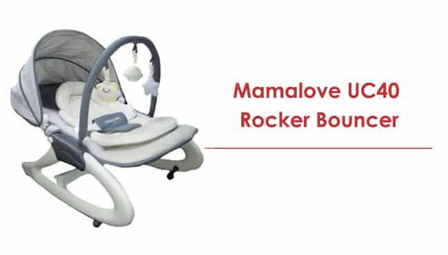 Mamalove UC40 Rocker Bouncer