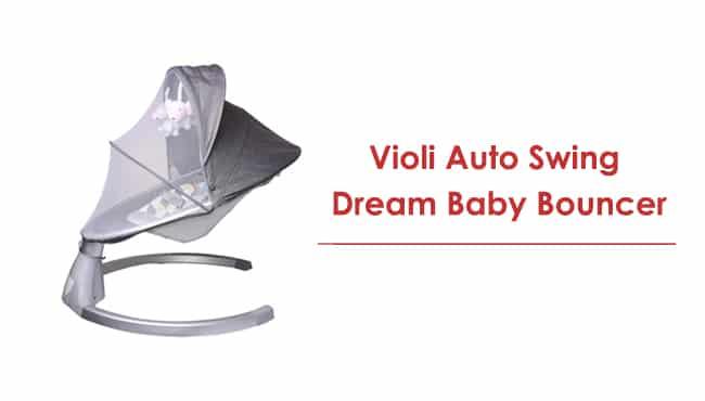 Violi Auto Swing Dream Baby Bouncer
