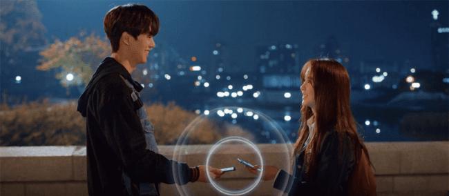 Dram korea romantis 2021