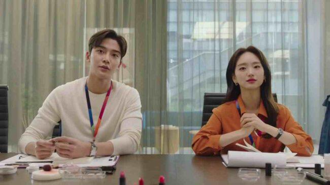 Drama korea romantis 2021