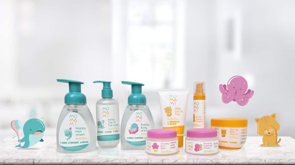 Skincare bayi