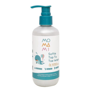 Softie Top to Toe Wash